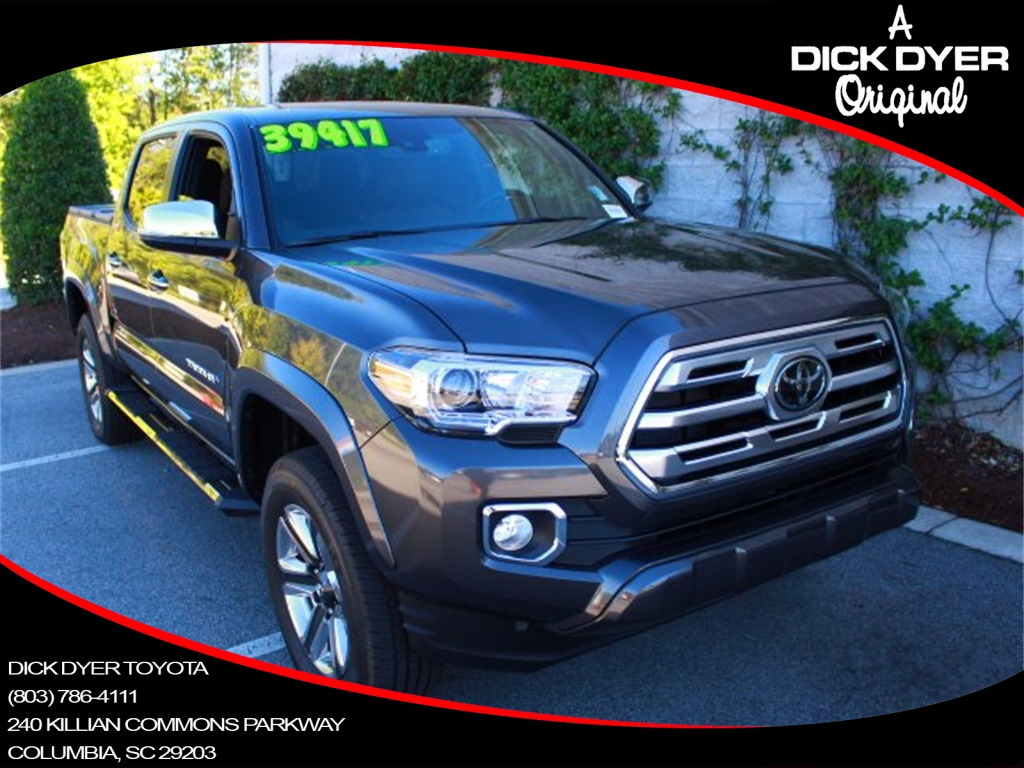 Certified Pre Owned 2018 Toyota Tacoma Lmt 4d Double Cab In Columbia 2005 Fuel Filter