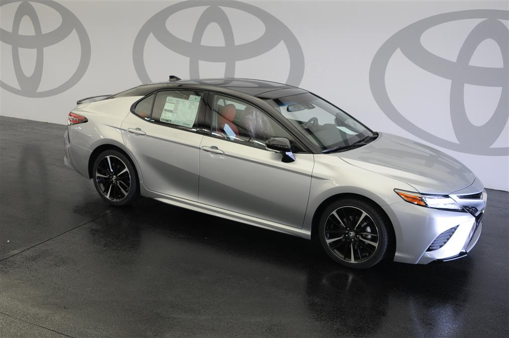 New 2018 Toyota Camry XSE V6 4D Sedan in Columbia #U001941 ...