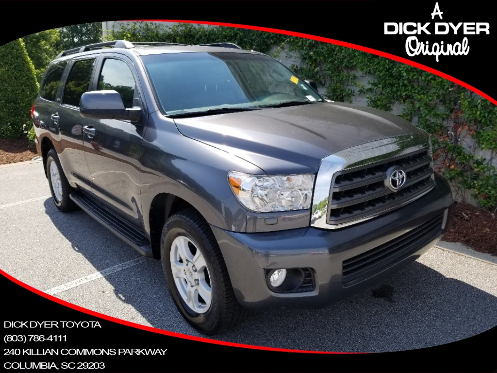 Pre-Owned 2016 Toyota Sequoia SR5