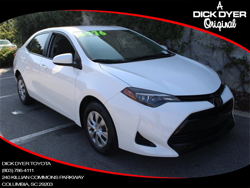 Beautiful Pre Owned 2017 Toyota Corolla LE