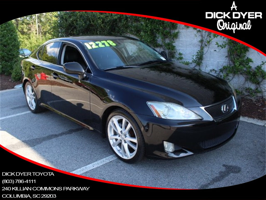 Pre Owned 2007 Lexus IS 250
