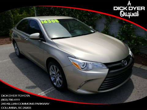 Pre-Owned 2016 Toyota Camry XLE